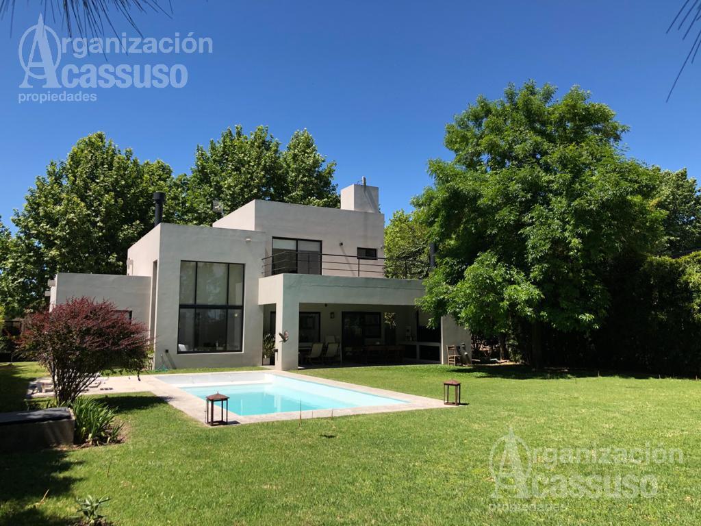 Foto Casa en Alquiler temporario en  San Andres,  Villanueva  BARRIO SAN ANDRES  - Alquiler temporario -