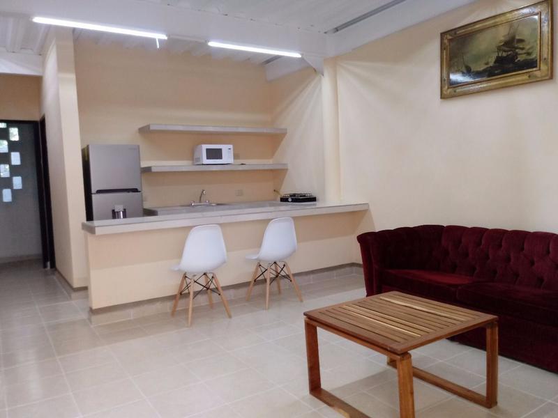 Foto Departamento en Renta en  Chuburna de Hidalgo,  Mérida  Departamentos en renta con o sin amueblar al Norte de Mérida