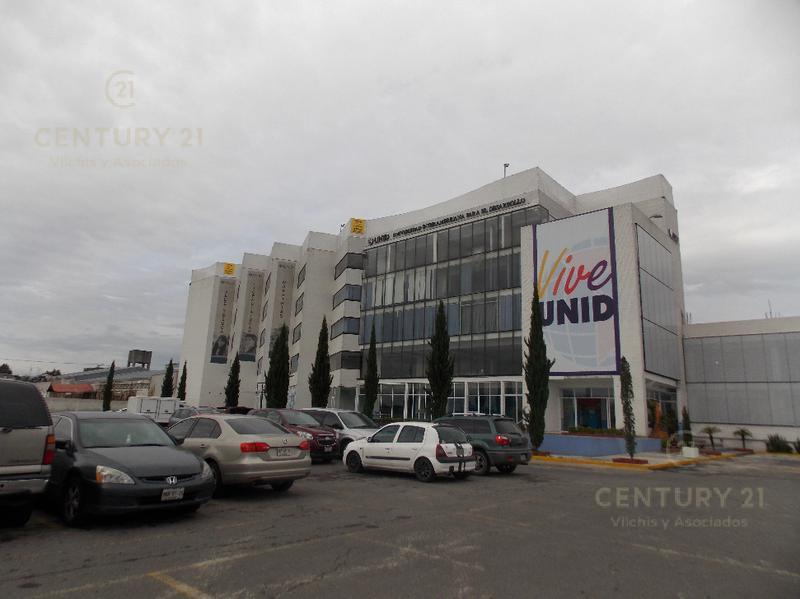 Foto Oficina en Renta en  La Michoacana,  Metepec  OFICINAS CORPORATIVAS VIALIDAD TOLUCA - METEPEC