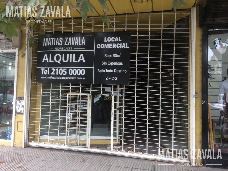 Foto Local en Alquiler en  Paternal ,  Capital Federal  Av San Martin al 2600