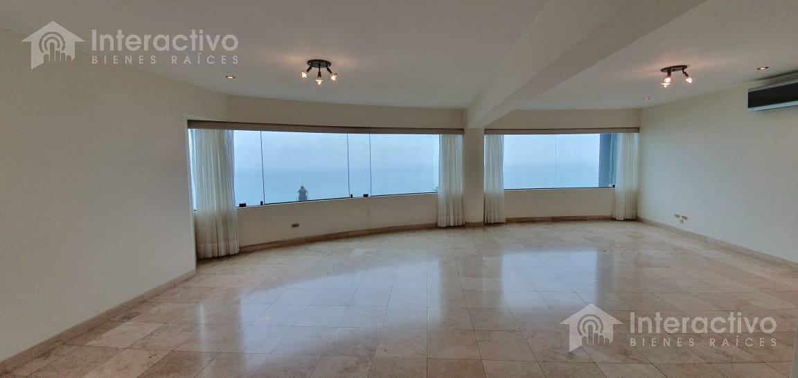 Foto Departamento en Alquiler en  Miraflores,  Lima                  Malecon Cisneros    10mo piso