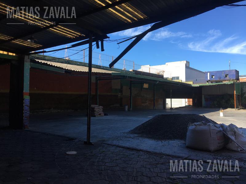 Foto Depósito en Alquiler en  Barracas ,  Capital Federal  Alfredo Palacios al 1100
