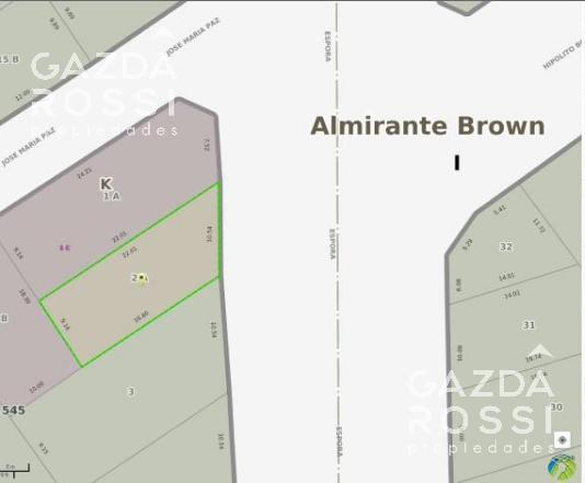 Foto Local en Venta en  Adrogue,  Almirante Brown  Espora al 1000