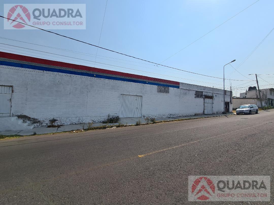 Foto Bodega Industrial en Renta en  Puebla ,  Puebla  Bodega en Renta  Esteban de Antuñano Puebla