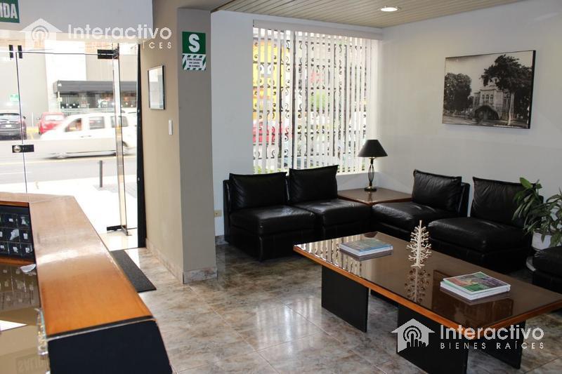 Foto Oficina en Alquiler en  San Isidro,  Lima  Altura cdra 15 de Javier Prado Oeste y de la Av. 2 de Mayo