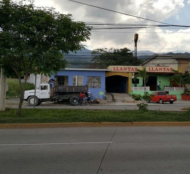 Foto Campo en Venta en  Altiplano,  San Pedro Sula  Terreno comercial en venta, Bulevar del Sur.