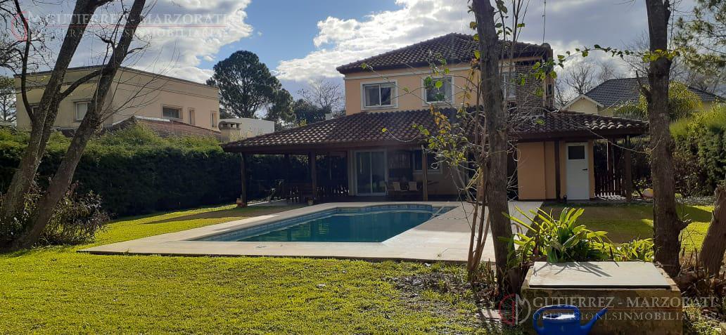 Foto Casa en Venta en  El Aromo,  Countries/B.Cerrado (Escobar)  EL AROMO km 54,5