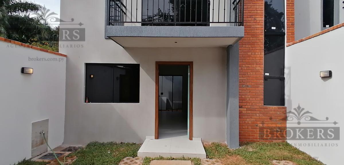 Foto Casa en Alquiler en  Laguna Grande,  Zona Norte  Alquilo Dúplex a estrenar  2 dorm y 2 cocheras zona Laguna Grande