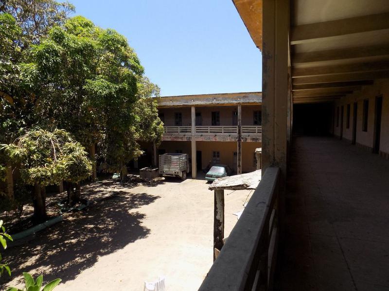 Foto Hotel en Venta en  Centro,  Mazatlán  Edificio tipo hotel en centro de Mazatlán