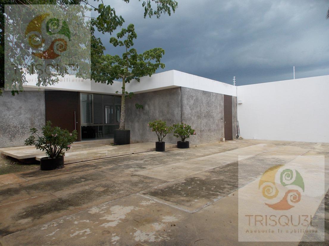 Foto Casa en Venta en  Temozon Norte,  Mérida  Casa en venta de Una Planta Temozón, Mérida Yucatán