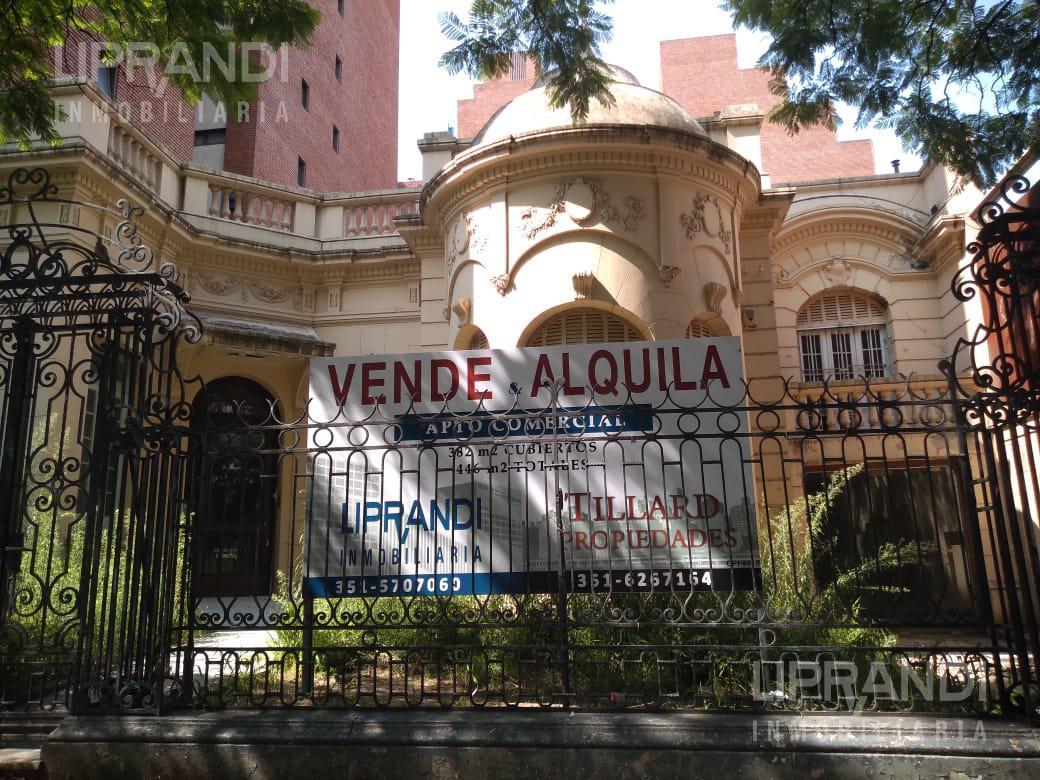 Foto Local en Alquiler en  Nueva Cordoba,  Capital  JOSE MANUEL ESTRADA al 100 - APTO COMERCIAL - CASONA