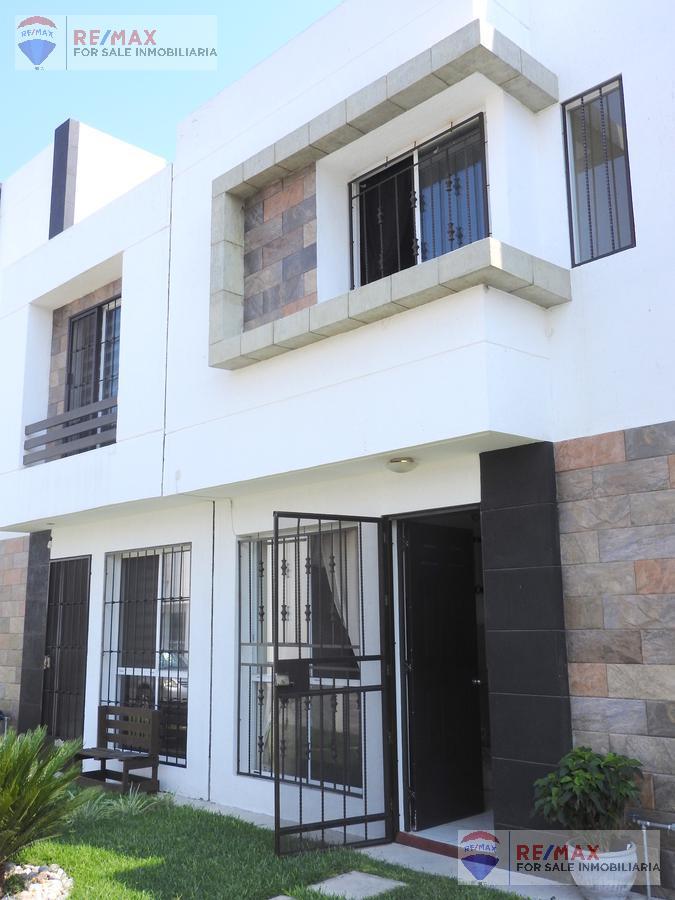Foto Casa en condominio en Renta en  Centro Jiutepec,  Jiutepec  Venta o Renta de casa en condominio, Col. Centro, Jiutepec, Morelos…Clave 3137