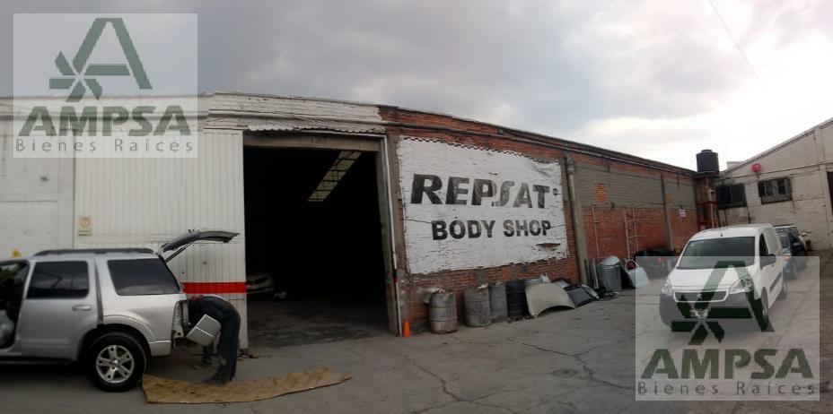 Foto Bodega Industrial en Renta |  en  Tlalnepantla de Baz ,  Edo. de México  Bodegas en Renta Presidente Juarez