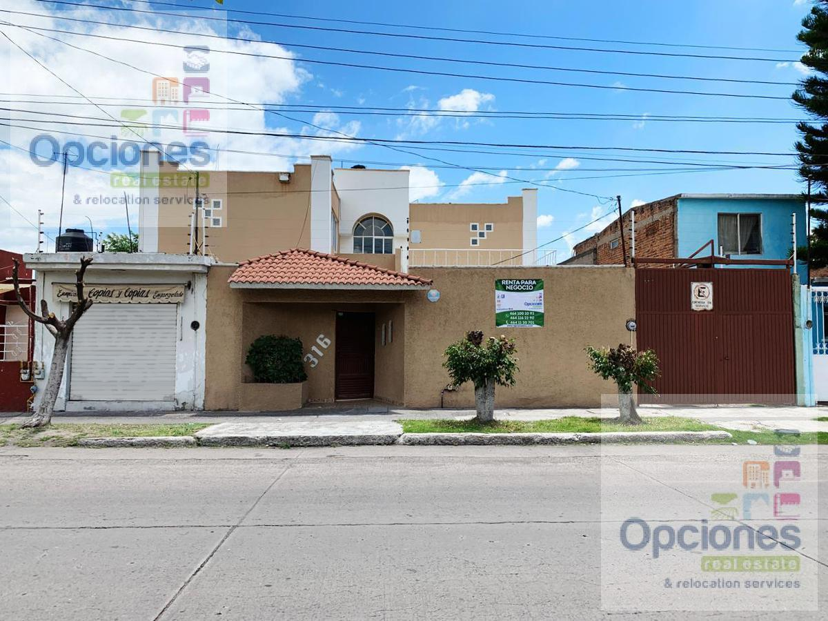 Foto Oficina en Renta en  Bellavista,  Salamanca  Av. Tenixtepec