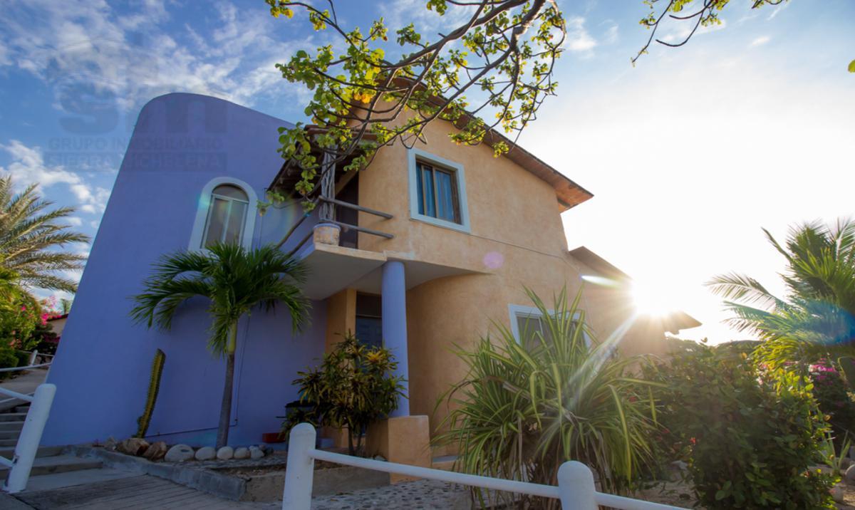 Foto Casa en Venta en  San Pedro Pochutla ,  Oaxaca   Casa en venta zona Playa Salchi, Huatulco