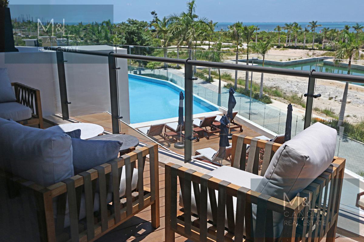 Foto Departamento en Venta en  Puerto Cancún,  Cancún  Departamento en Venta  en Cancún ALLURE. 2 Recàmaras Puerto Cancùn