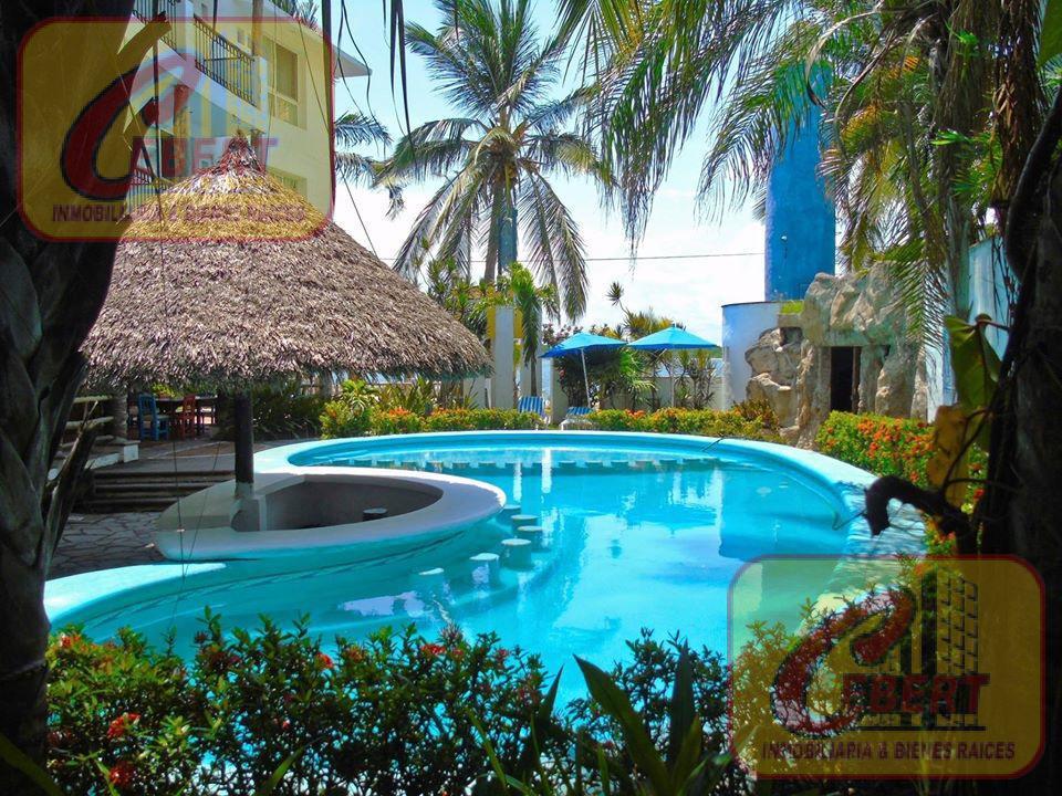 Foto Hotel en Venta en  Pueblo Teacapan,  Escuinapa  HOTEL EN TEACAPAN, SINALOA (cerca del CIP playa espiritu)