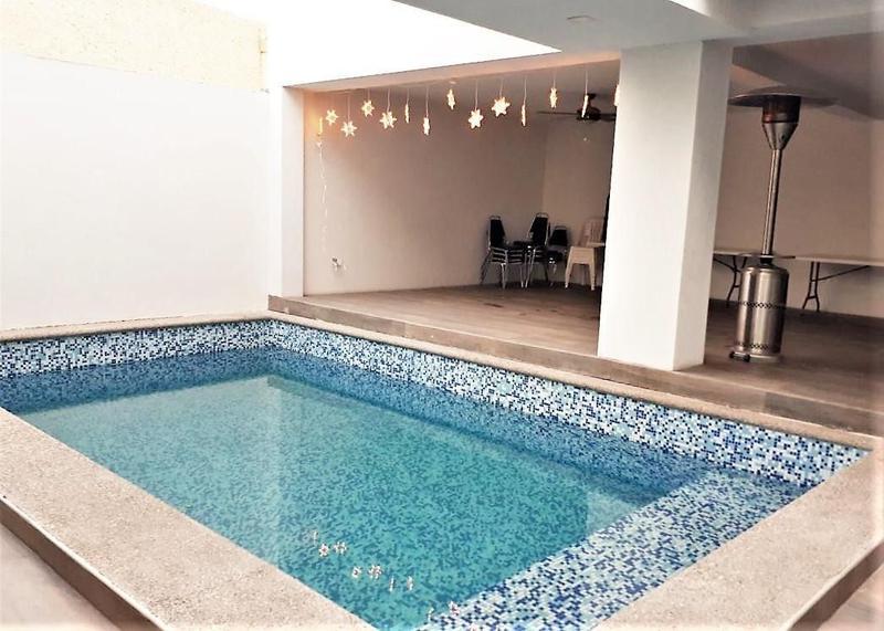 Foto Casa en Venta en  Fraccionamiento Rinconada de La Sierra,  Chihuahua  Casa Venta Con Alberca Rinconadas de la Sierra $3,600,000 A6 ECG1