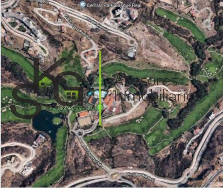 Foto Terreno en Venta en  Bosque Real,  Huixquilucan  SKG Asesores Inmobiliarios Vende Gran Oportunidad! Terreno Multi habitacional 23,000 m2 para edificios en en Bosque Real