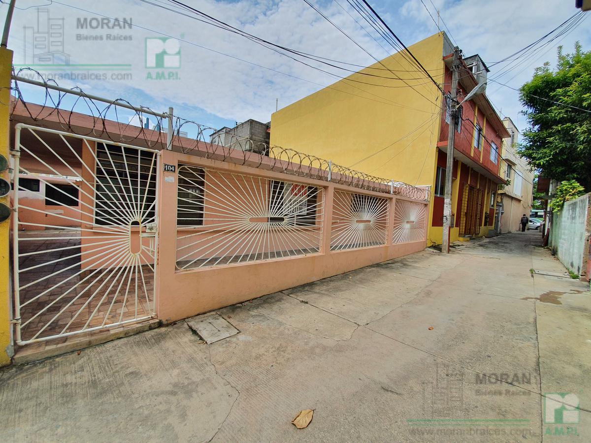 Foto Casa en Renta en  Coatzacoalcos Centro,  Coatzacoalcos  Callejón J. Dunat No. 104, Zona Centro, Coatzacoalcos, Ver.