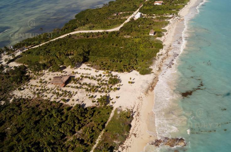 Isla Blanca Terreno for Venta scene image 1