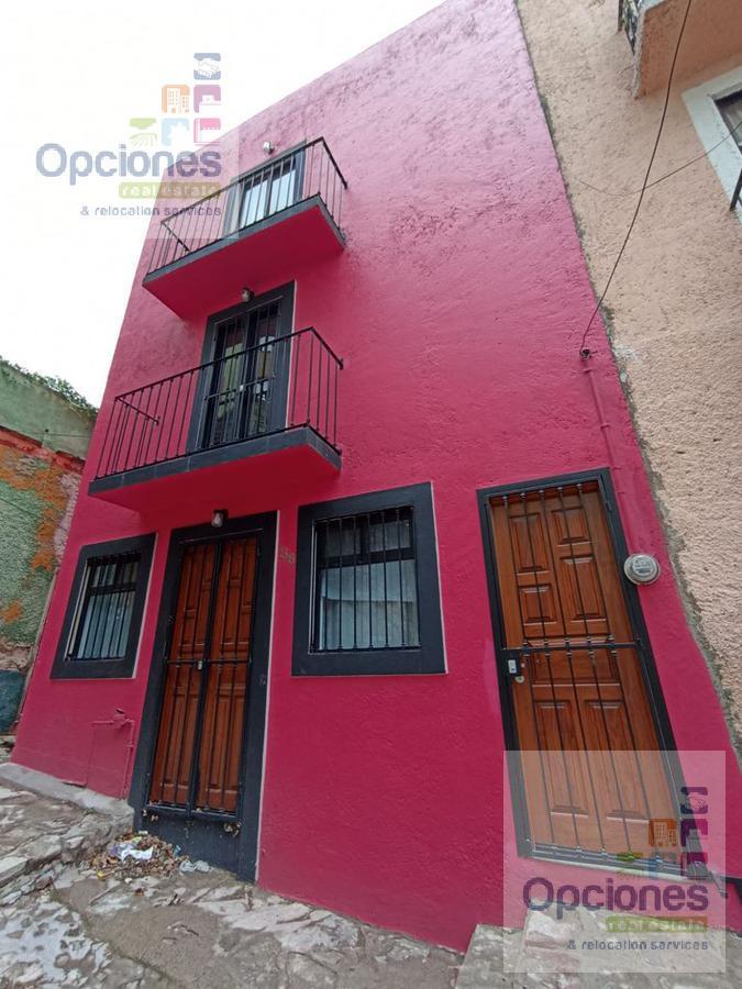 Foto Departamento en Renta en  Guanajuato ,  Guanajuato  Mexiamora