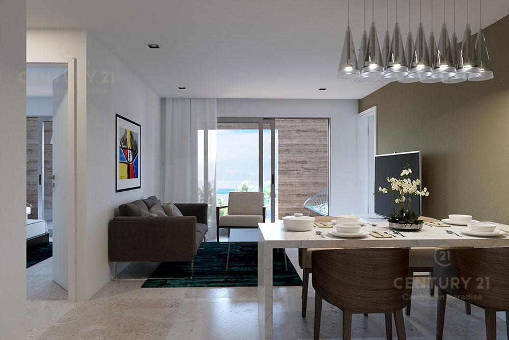 Playa del Carmen Centro Apartment for Sale scene image 52