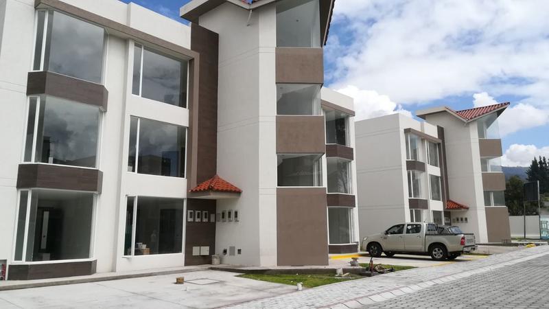 Foto Departamento en Venta en  Conocoto,  Quito  Departamento de Venta Valle de los Chillos - Santa Mónica - Conocoto