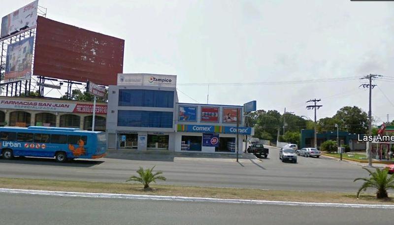 Foto Oficina en Renta en  Las Américas,  Tampico  ELO-185 RENTA OFICINA POR CURVA TEXAS TAMPICO TAM