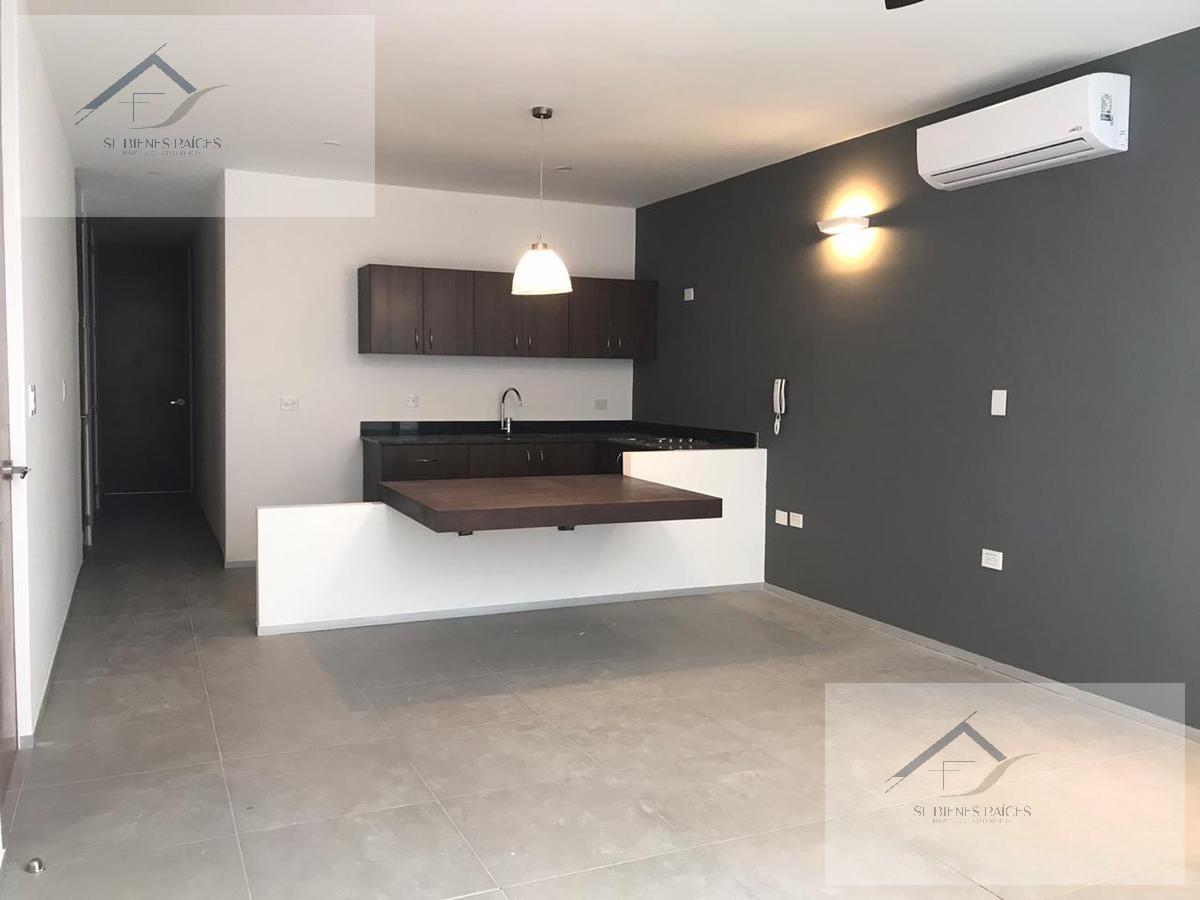 Foto Departamento en Renta en  Montes de Ame,  Mérida  Taloa Apartments Montes de Ame  Renta Mérida 1  y 2 recamaras.