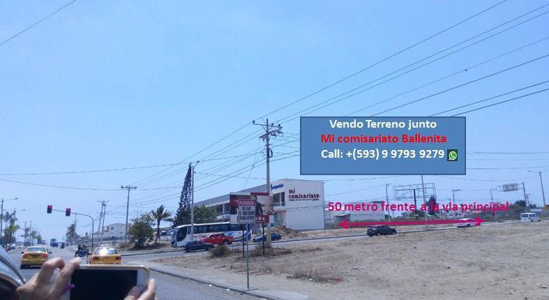 Foto Terreno en Venta en  Ballenita,  Santa Elena  Ballenita