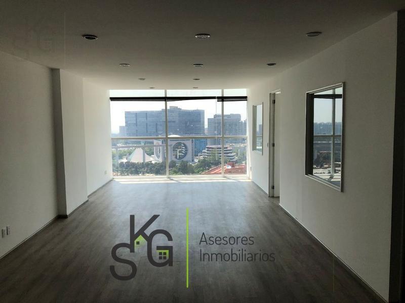 Foto Oficina en Renta en  Paseo de las Lomas,  Alvaro Obregón  SKG Asesores Inmobiliarios Rentan Excelente Oficina, Corporativo Piper Santa Fe