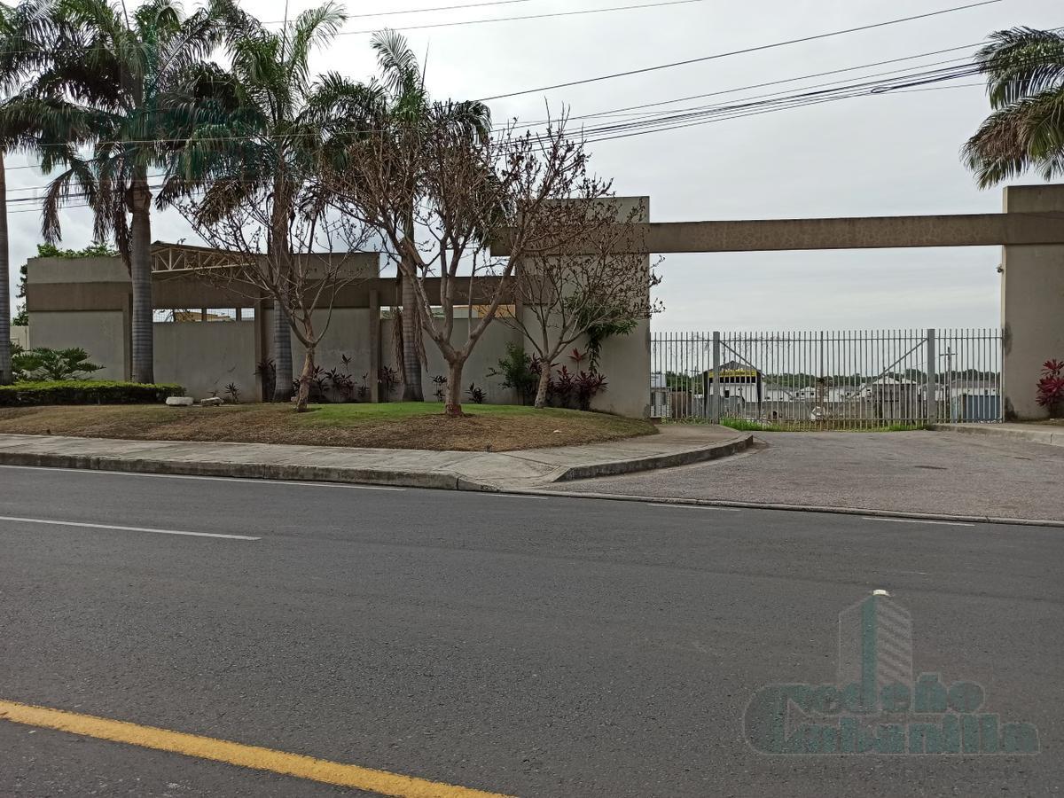 Foto Terreno en Venta en  Vía a la Costa,  Guayaquil  TERRENO EN VENTA KM 13 VÍA A LA COSTA  ZONA COMERCIAL