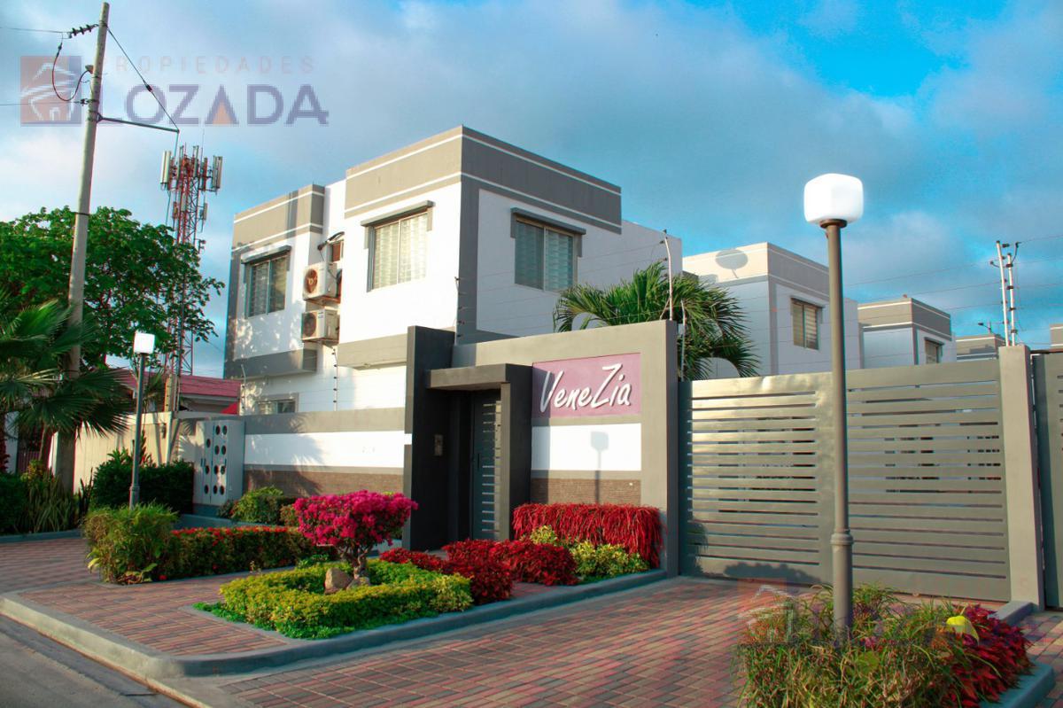Foto Casa en Venta en  Ciudadela Italiana,  Salinas  Vendo casa Salinas urbanización privada