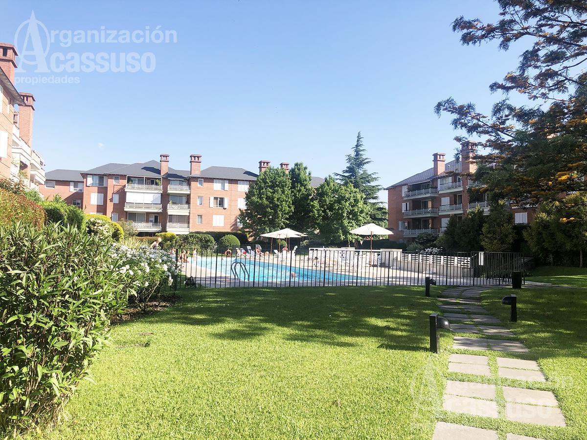 Foto Departamento en Alquiler en  Jardines De San Isidro,  Countries/B.Cerrado (San Isidro)  Departamento en Jardines de San Isidro