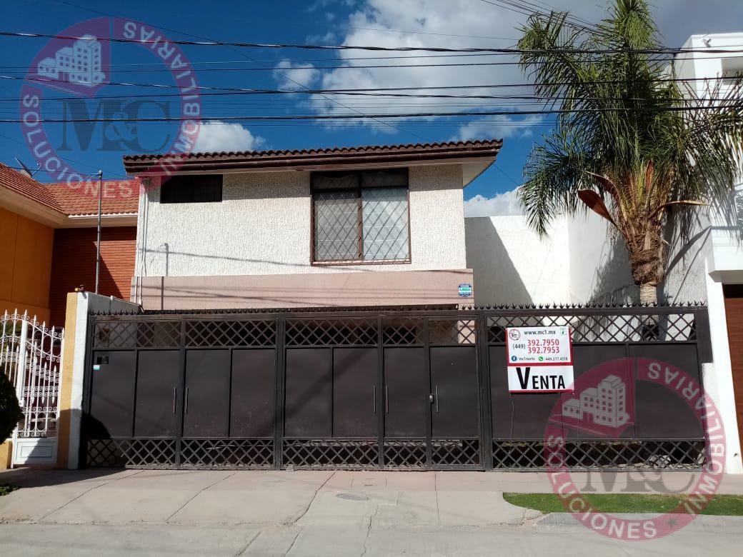 Foto Casa en Venta en  Aguascalientes ,  Aguascalientes  LOMAS DEL CAMPESTRE