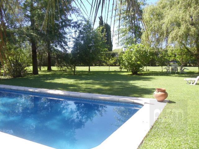 Foto Casa en Venta | Alquiler temporario en  El Ombu,  Countries/B.Cerrado (Ezeiza)  El Ombu