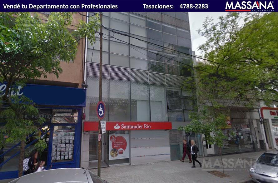Foto Oficina en Alquiler en  Colegiales ,  Capital Federal  AV. CORDOBA al 6000