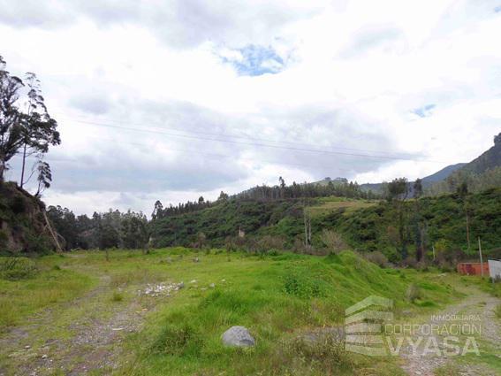 Foto Terreno en Venta en  Conocoto,  Quito  CONOCOTO - LA ARMENIA 2, TERRENO DE VENTA 9860M2