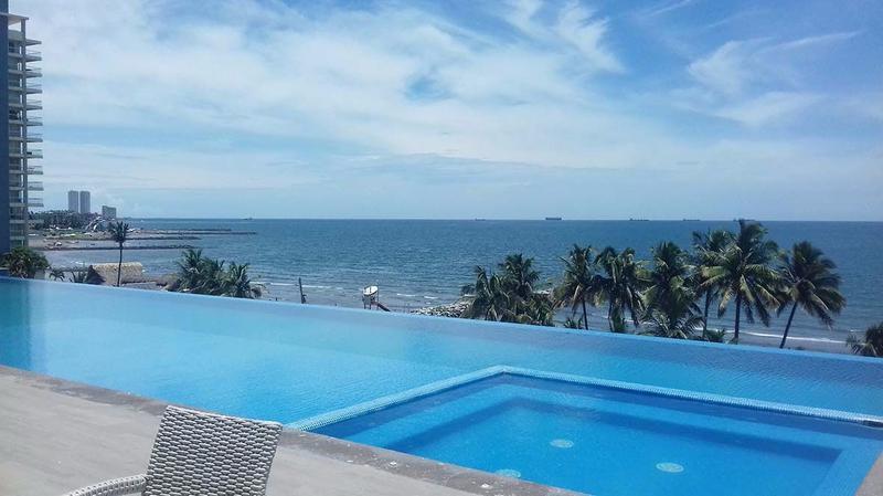 Foto Departamento en Venta |  en  Playa de Oro Mocambo,  Boca del Río  DEPARTAMENTO EN VENTA LEVANT