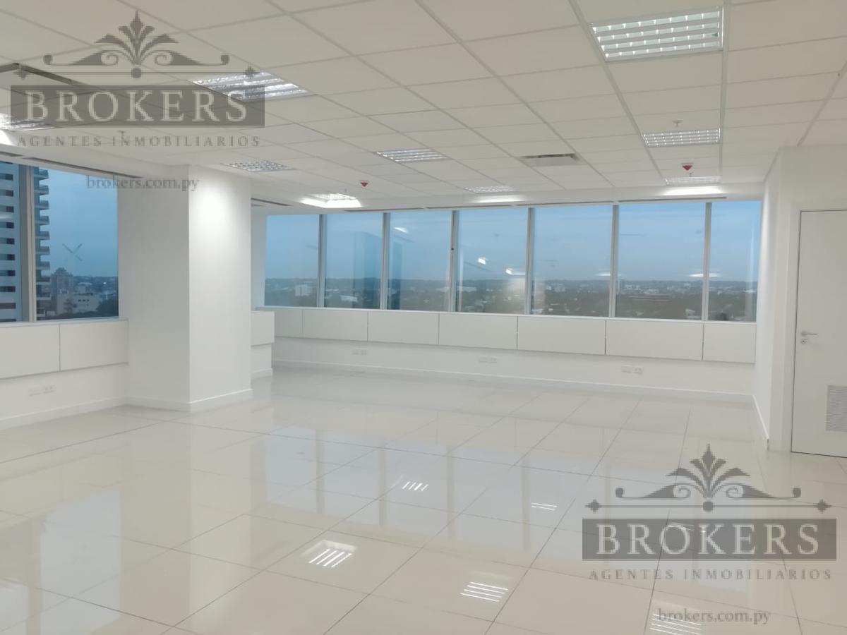 Foto Oficina en Alquiler en  Ykua Sati,  La Recoleta  Alquilo Hermosa Oficina De 267 m2 En Las Torres Del Paseo