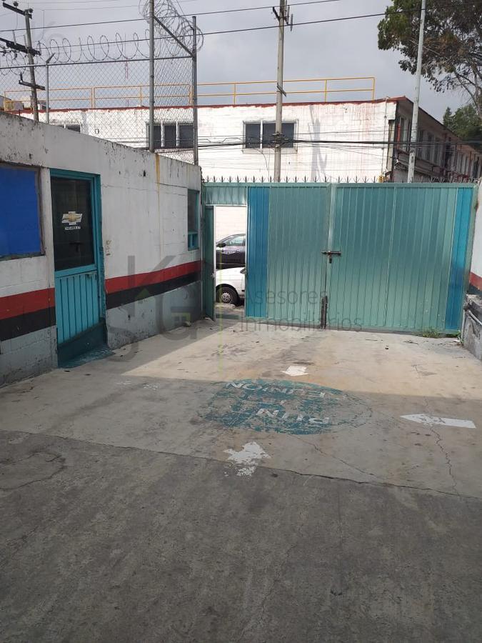 Foto Bodega Industrial en Renta en  Industrial Alce Blanco,  Naucalpan de Juárez  SKG Asesores Inmobiliarios Renta Bodega en fraccionamiento Alce Blanco