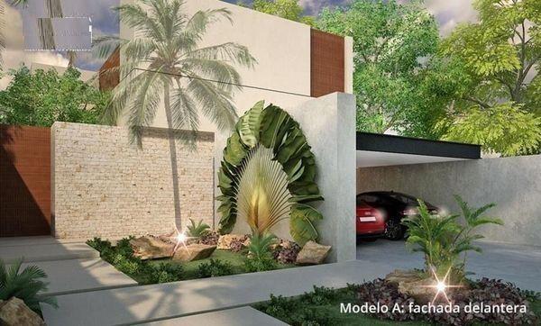 Foto Casa en Venta en  Temozon Norte,  Mérida  Casa en venta Una Planta Temozón 10, Mérida Yucatán