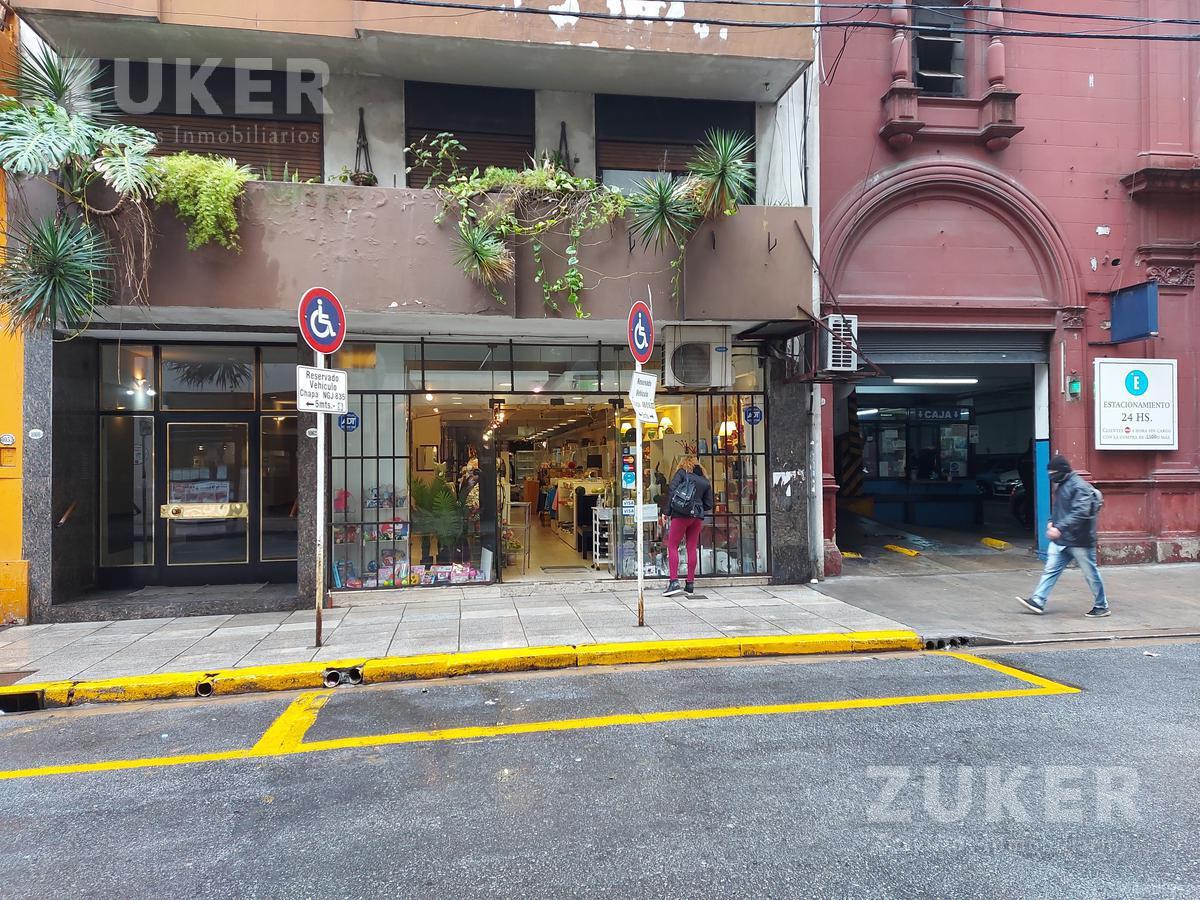 Foto Local en Alquiler en  Recoleta ,  Capital Federal  Talcahuano al 1000