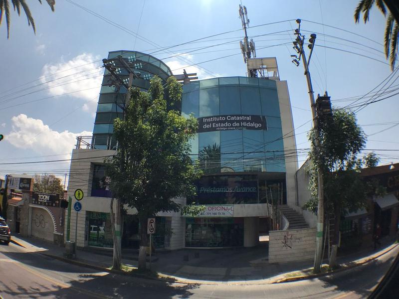 Foto Oficina en Renta en  Periodista,  Pachuca  Periodista