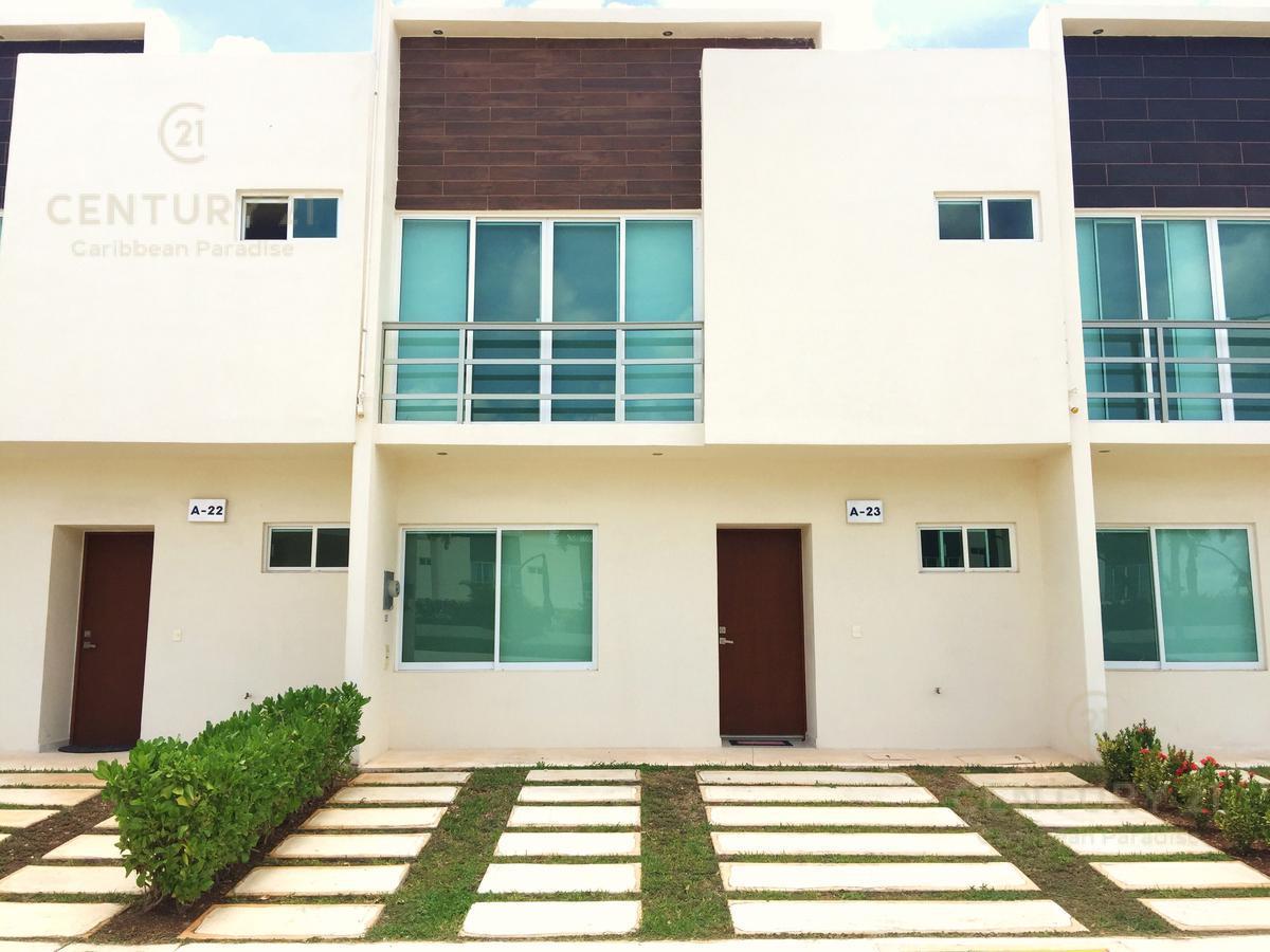 Foto Casa en Venta en  Benito Juárez ,  Quintana Roo          CASA EN VENTA LONG ISLAND PRIVADA YORK C2561