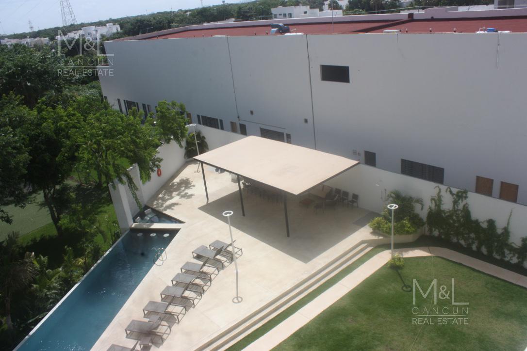 Foto Departamento en Venta en  Residencial Palmaris,  Cancún  Departamento en venta en Cancún  PALMETTO 20, de 2 recámaras, PALMARIS