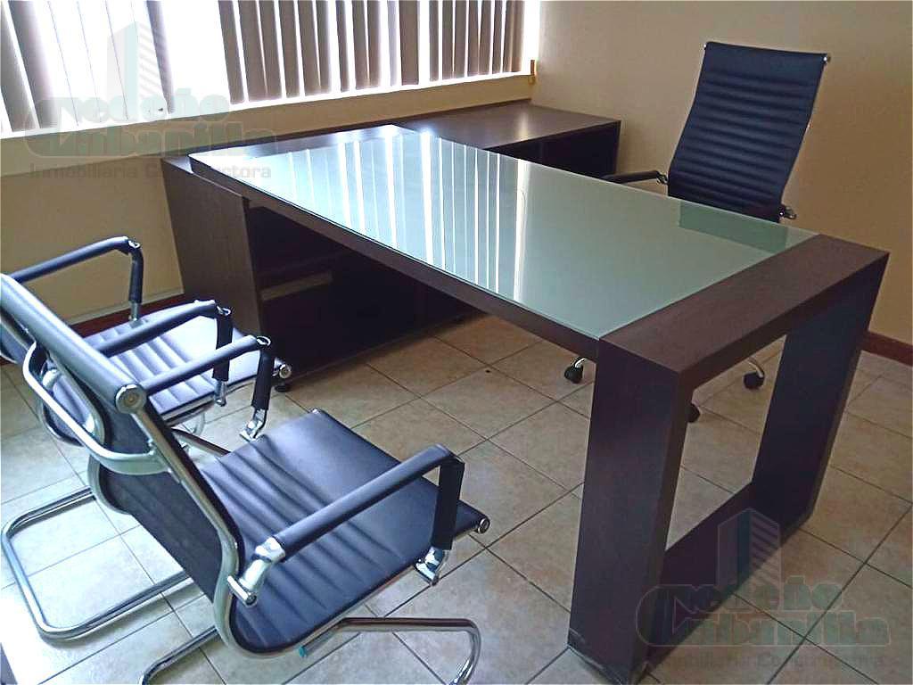 Foto Oficina en Alquiler en  Norte de Guayaquil,  Guayaquil  SE ALQUILA OFICINA AMOBLADA EN EXCELENTE UBICACION