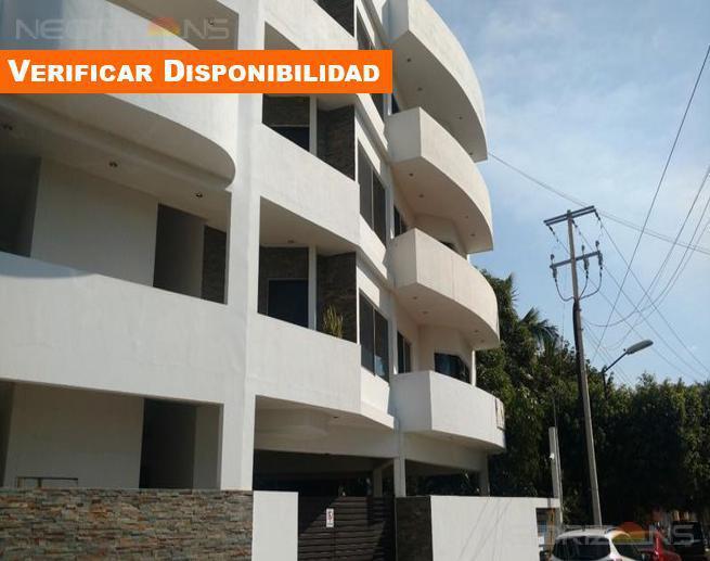 Foto Departamento en Renta en  Fray Andres de Olmos,  Tampico  Depto en Renta en Tampico Col. Fray Andres de Olmos
