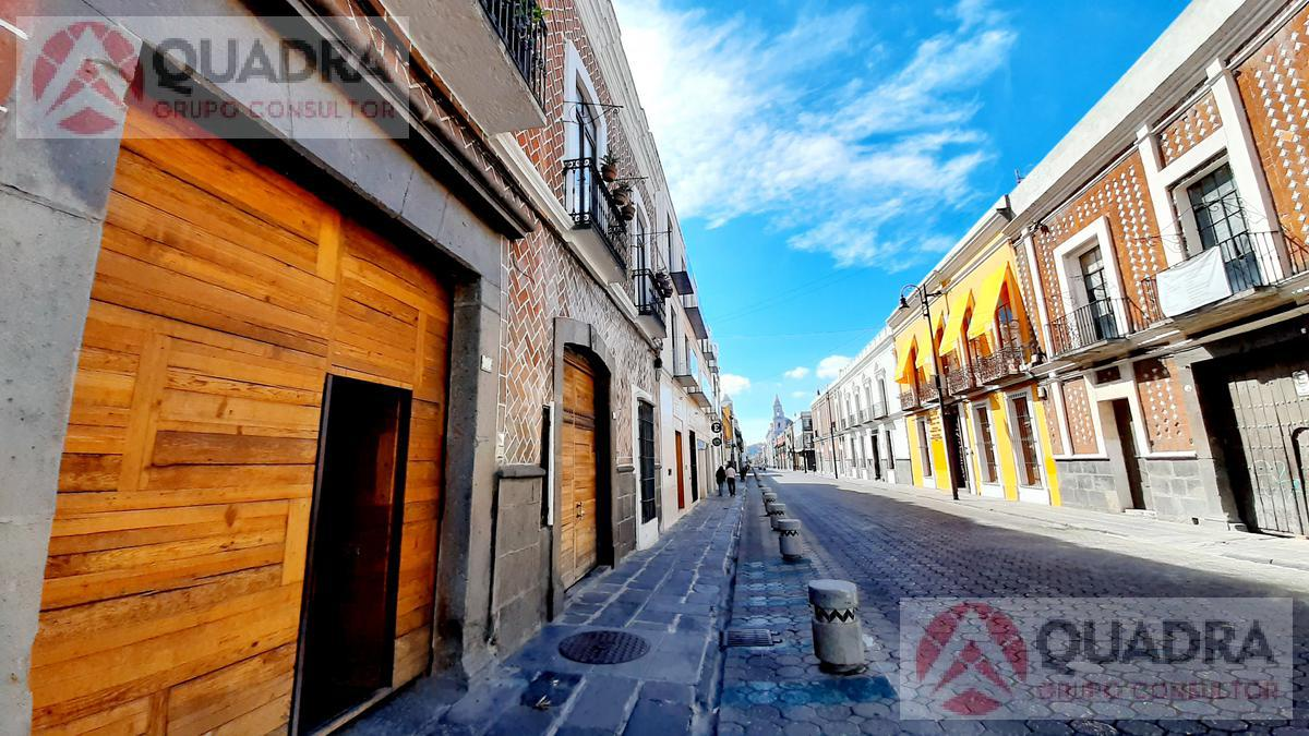 Foto Departamento en Renta en  Centro,  Puebla  Departamento  en Renta en El Centro  de la Ciudad cercano a  Zocalo Puebla